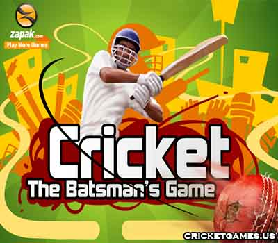 Online Cricket The Batsmans Game