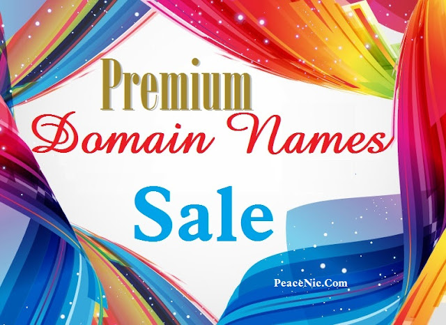 PeaceNic Official Support Blog: Premium Domains at Low Cost