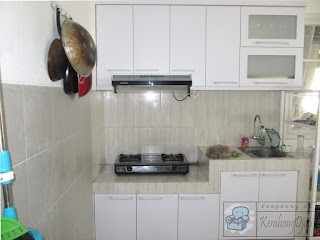 Kitchen Set 2 Meter + Furniture Semarang