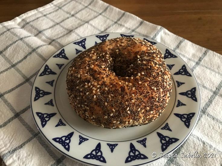 bagel-semillas-amapola-sésamo