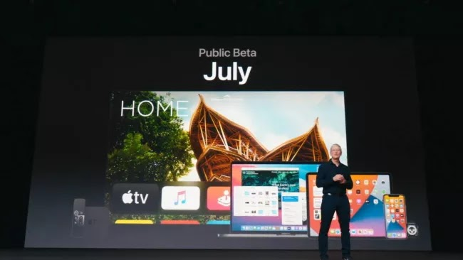 New Tech Update: iOS 14 and iPadOS 14's first public beta is here, but you'll not want to download it