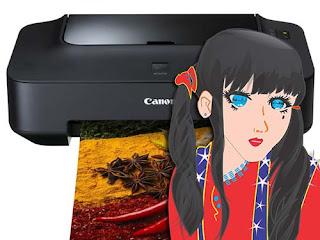 Mengatasi Hasil Cetakan Printer Canon Putus-Putus