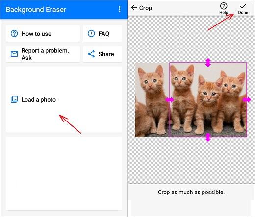 Cara Hapus Background Foto di Android Dengan Mudah
