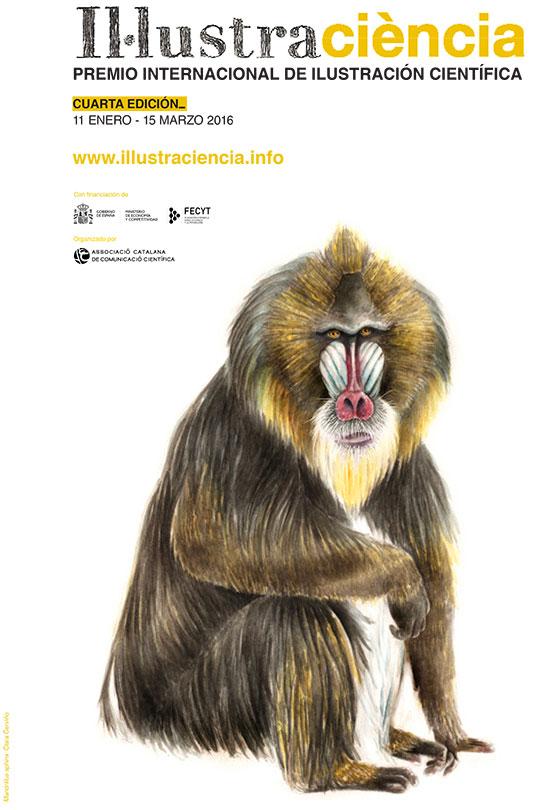 Premio de ilustración científica Il•lustraciència