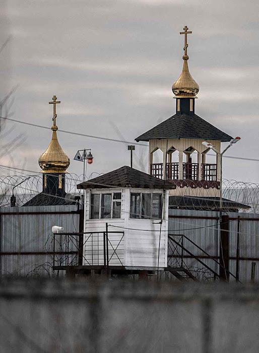 Colonia penal N2, onde foi recluído Alexei Navalny