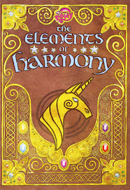 MLP The Elements of Harmony Book Media