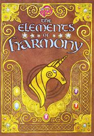 My Little Pony The Elements of Harmony Books