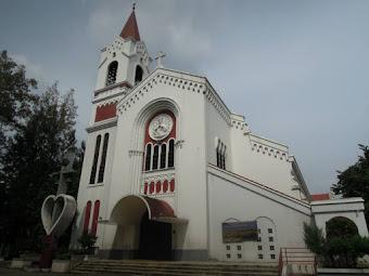 Heritage Series: Sacred Heart Parish - Shrine in Kamuning, Quezon City