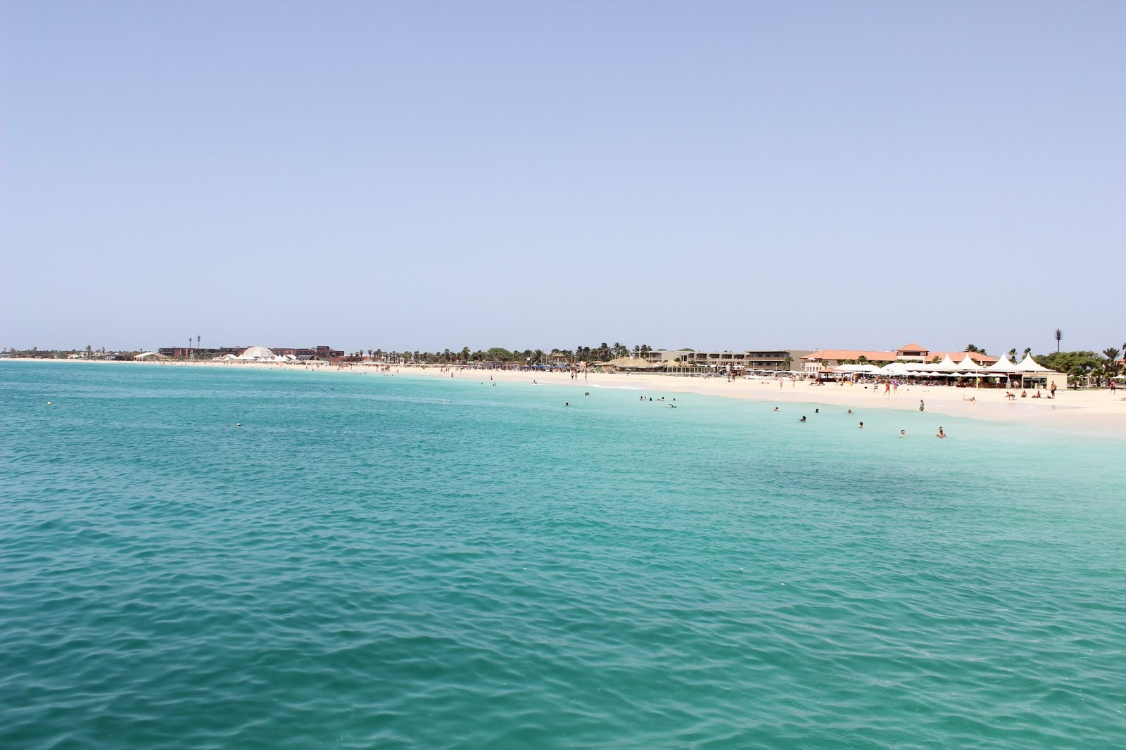 sal cape verde beach