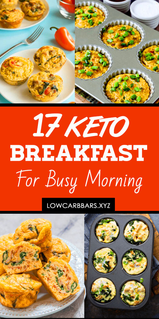 These 17 easy ketogenic diet breakfasts are the best for weight loss on keto! Add to your weekly meal now! 17 delicious low carb casseroles that you can put together in minutes & grab on the go! These keto breakfast recipes make losing weight simple even if you're a beginner! #keto #ketorecipes #ketodiet #ketogenic #ketogenicdiet #lowcarbbreakfast #weightlossrecipes #LCHF #ketobreakfast