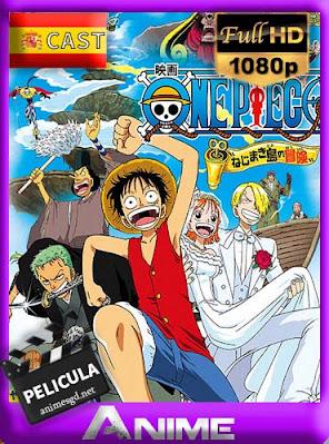 One Piece: Aventura en la Isla Engranaje (2001) Castellano HD [1080P] [GoogleDrive] RijoHD