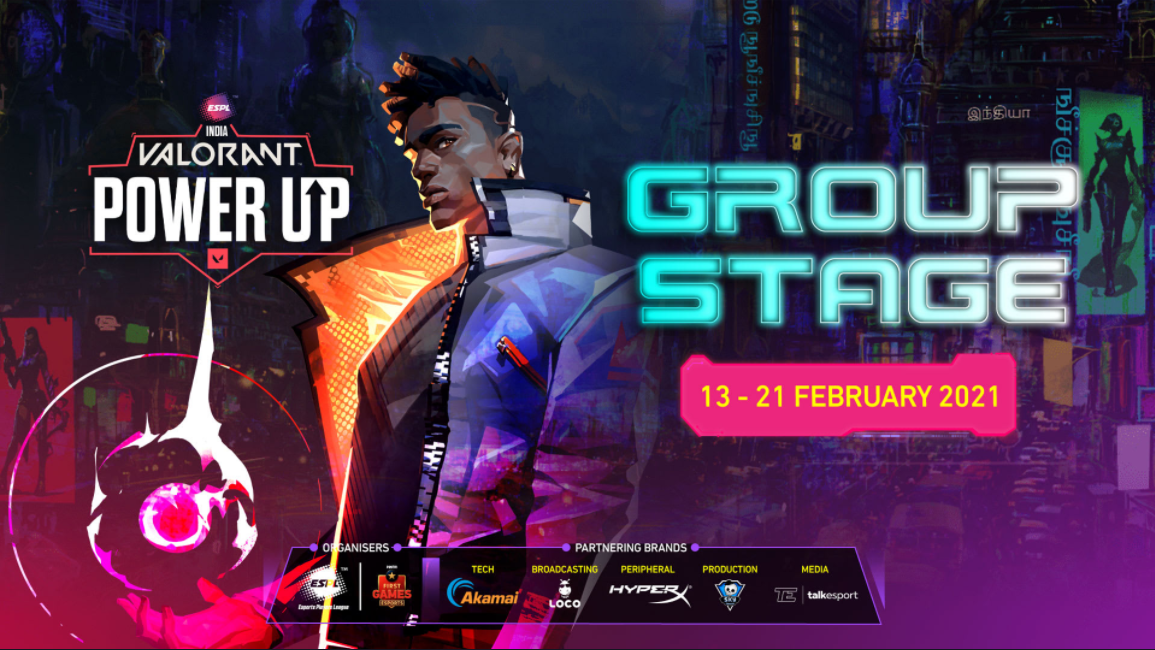 ESPL Valorant PowerUp India Main Phase: Group A Team Preview