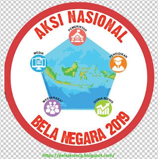 Logo Dan Tema Peringatan Ke 71 Hari Bela Negara Tahun 2019 Kurikulum Pelajaran
