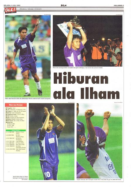 FINAL LIBM 2002: HIBURAN ALA ILHAM