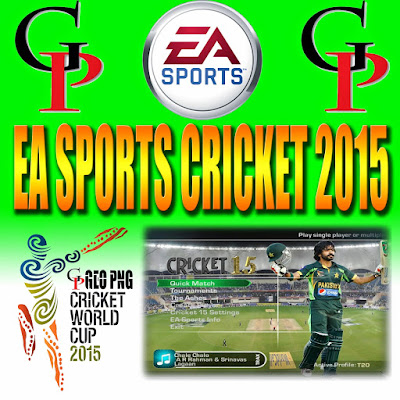 EA Sports Cricket 2015 Game Download For Windows XP