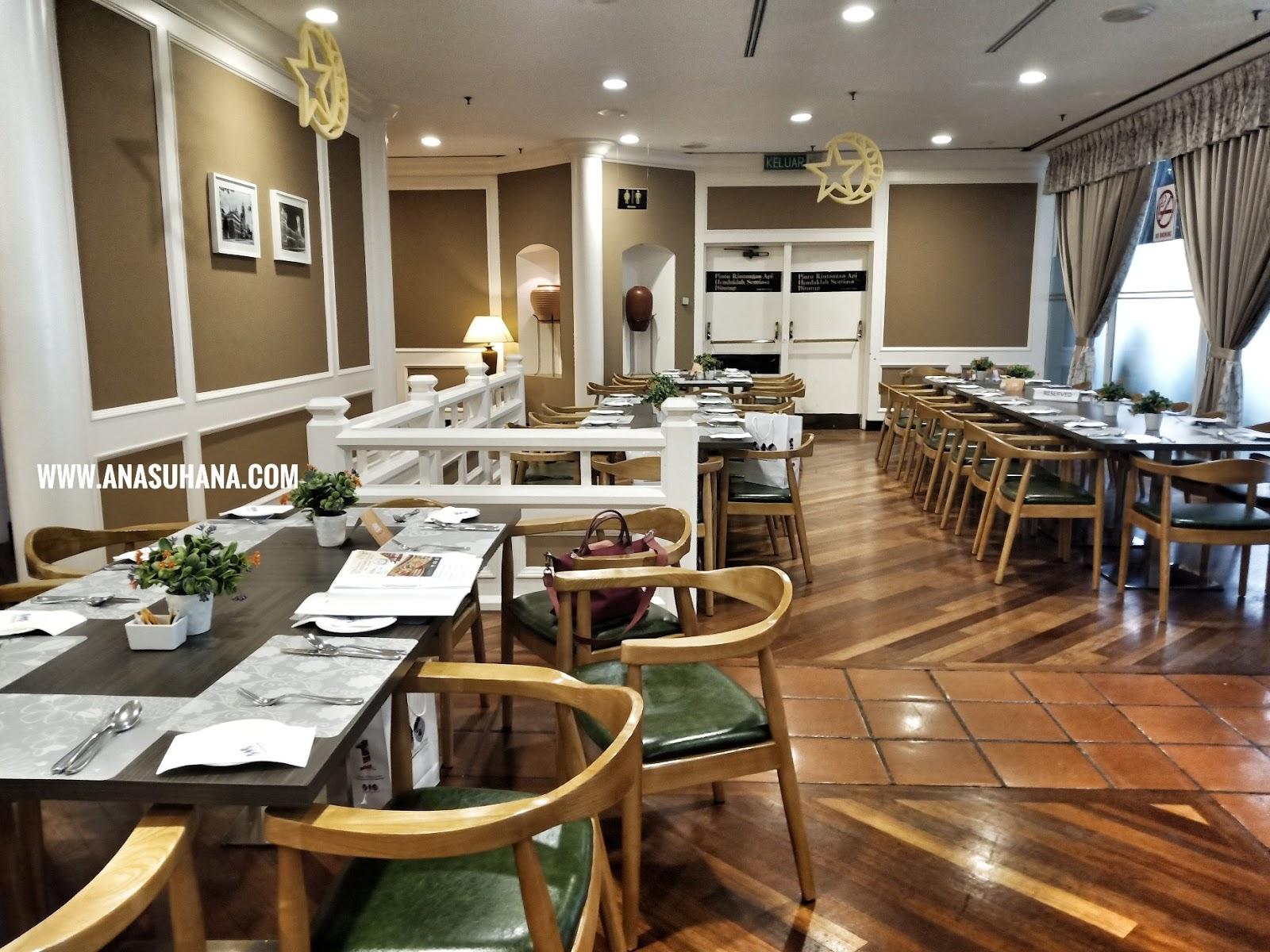 Citarasa Warisan Restoran Riverside PWTC