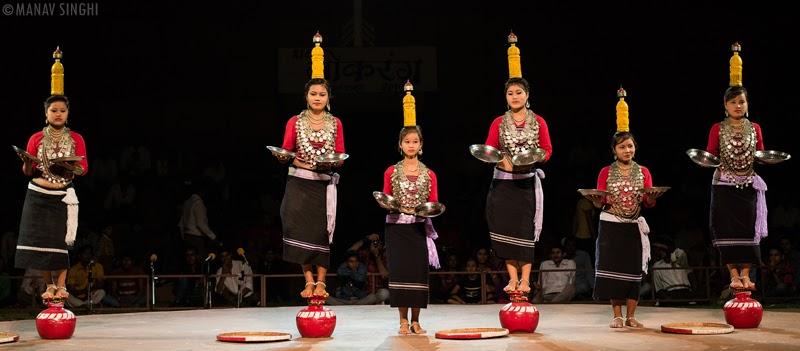 Hojagiri Folk Dance Tripura.