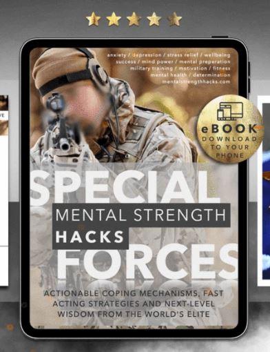 NEW: 28 DAY MENTAL STRENGTH HACKS EBOOK