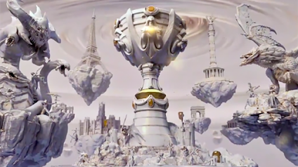 Siêu phẩm nhạc nền và biểu tượng CKTG 2019 đẹp khỏi bàn được Riot Games hé lộ