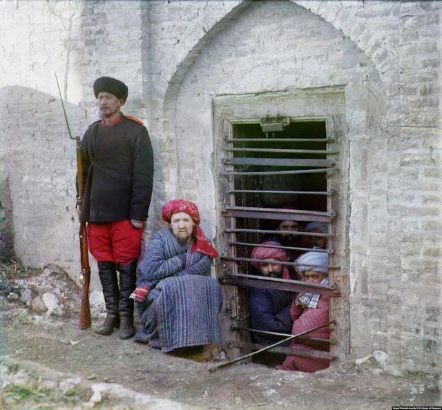 Sergei Prokudin Gorsky photography uzbekistan, prokudin gorsky central asian photos, art craft textile tours central asia