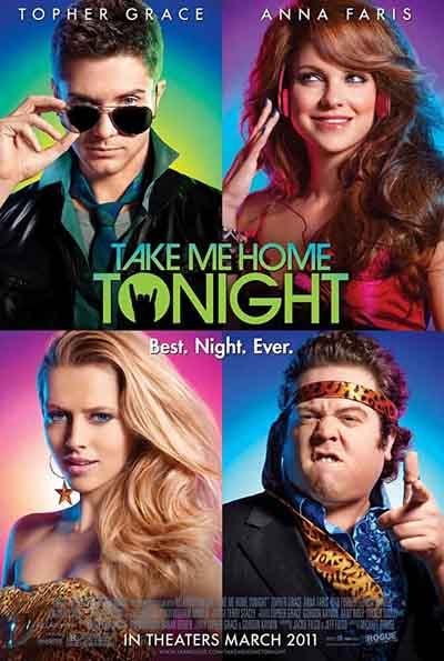 Take Me Home Tonight 2011 720p 750MB BRRip Dual Audio