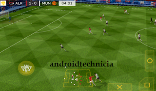 Download PES 2017 Android Apk + Data Full Transfer Update Terbaru