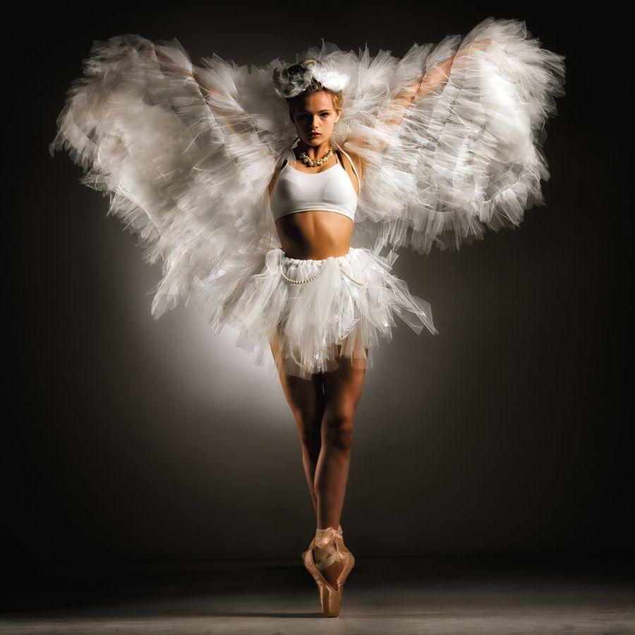 24. An Angel