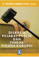Direksi Pejabat Publik dan Tindak Pidana Korupsi