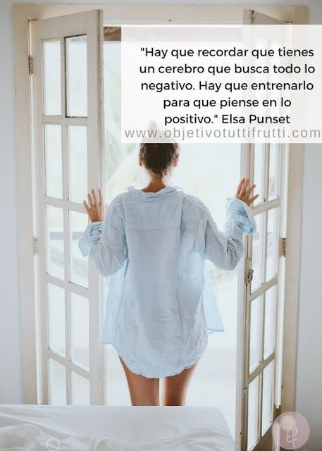 Frase de Elsa Punset sobre Emociones