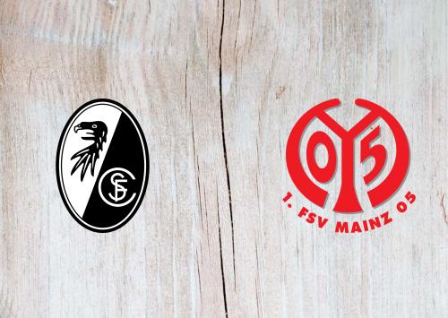 Freiburg vs Mainz 05 -Highlights 22 November 2020
