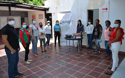 https://www.notasrosas.com/Uniguajira dona pescado al Caimeg, de Riohacha y a la Casa Marista, de Maicao