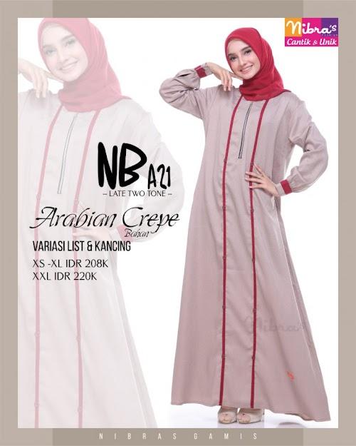 NIBRAS NB A21