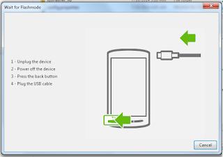 Flashing Sony Xperia C3 Dual D2505