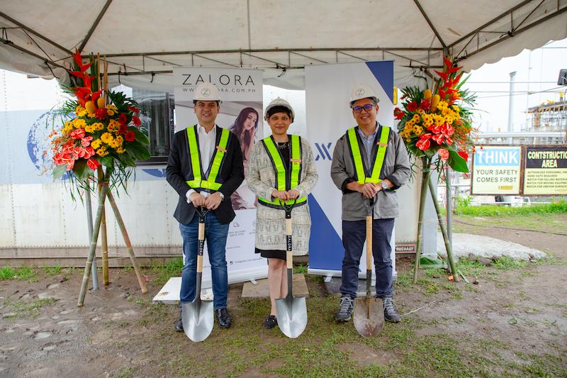 ZALORA held groundbreaking of its new mega e-commerce fulfillment center in PH