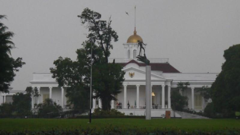 Istana Kepresidenan di Bogor