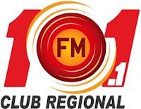 Rádio Club Regional FM 101,1 de Altinópolis SP