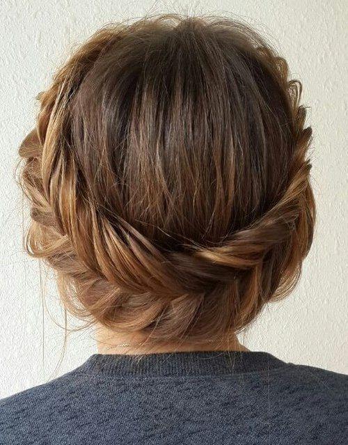peinados fciles recogidos - Peinados Fciles
