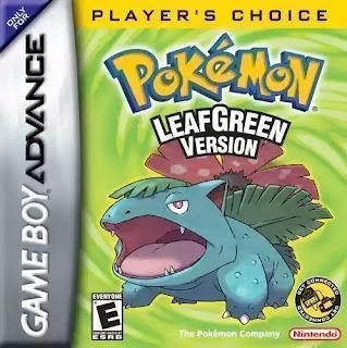 Download Game Pokemon LeafGreen Version