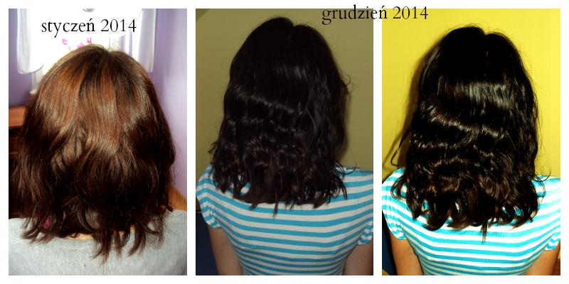 Minął rok 2014 i rok mojego włosomaniactwa | małe podsumowanie