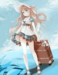 anime travelling