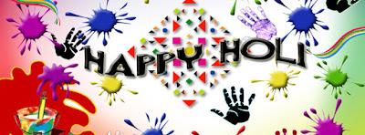 Beautiful Happy Holi Image