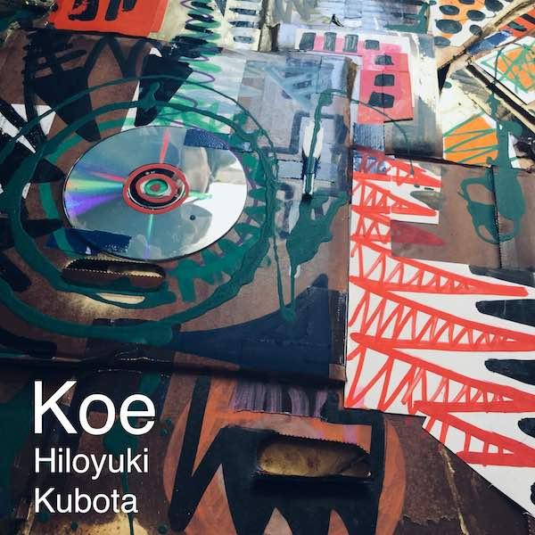 Album「Koe」Release 2021.01.01