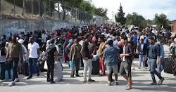 Τα κυβερνητικά σχέδια για τις νέες υποτιθέμενες «κλειστού τύπου δομές φιλοξενίας»  των αλλοδαπών παράνομων μεταναστών δεν γίνονται αποδεκτά ...