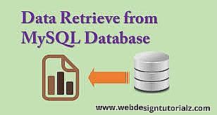 Data Retrieve from MySQL Database