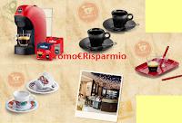 Logo Lunedì di Lavazza: vinci gratis tantissimi premi (tazzine, macchine da caffè) e film su Chili in regalo