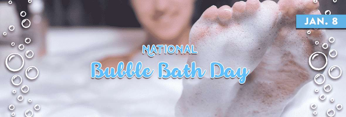 National Bubble Bath Day Wishes Sweet Images