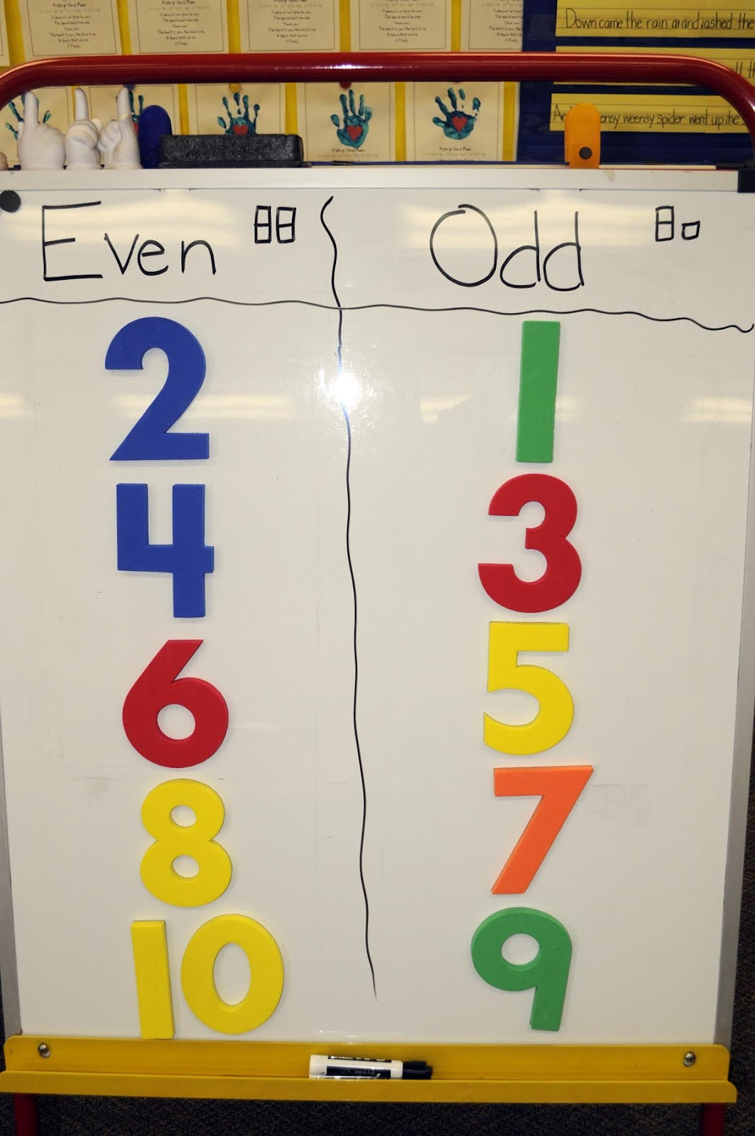 Mrs Ricca S Kindergarten Odd Amp Even Numbers