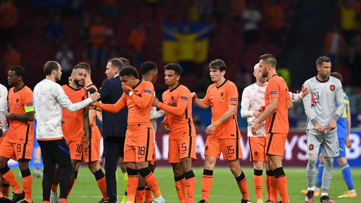 تقرير مباراة النمسا وهولندا في الجوله الثانيه من كأس الامم الاوروبيه