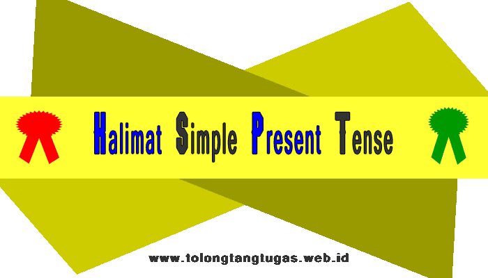 Kalimat simple present tense