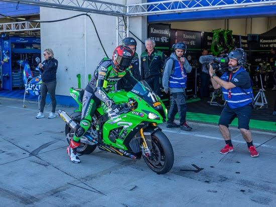 Qualifikation 8-Stunden Rennen von Oschesleben